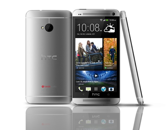 HTC One official with 4.7-inch full-HD display, 'UltraPixel' camera