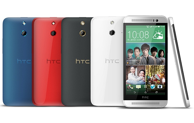 HTC One (E8) With 5-inch Display and Snapdragon 801 SoC Launched