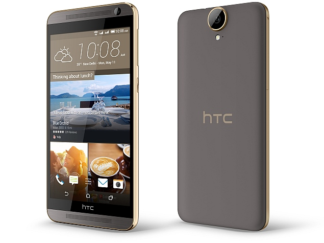 HTC One E9+ Dual SIM With 5.5-Inch QHD Display, Octa-Core SoC Launched at Rs. 36,790