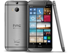 HTC One (M8) for Windows With Snapdragon 801 Launched on Verizon Wireless