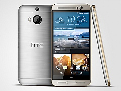 HTC One M9+ With 5.2-Inch QHD Display, Octa-Core SoC Launched at Rs. 52,500