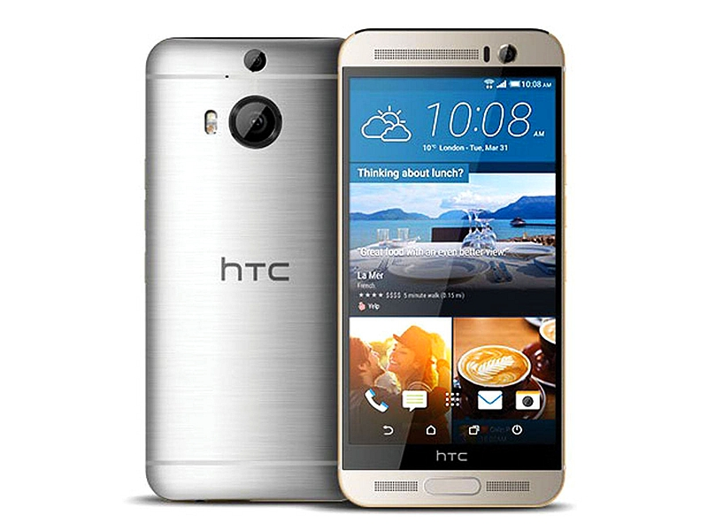HTC One M9+ Supreme Camera and Butterfly 3 Launched