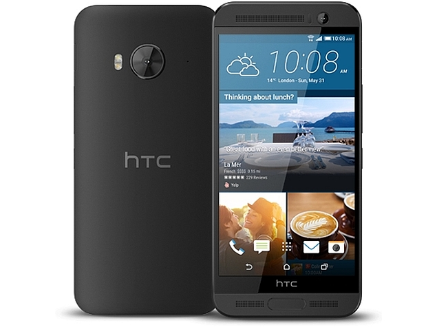 HTC One ME Dual SIM With 20-Megapixel Camera Launched at Rs. 40,500