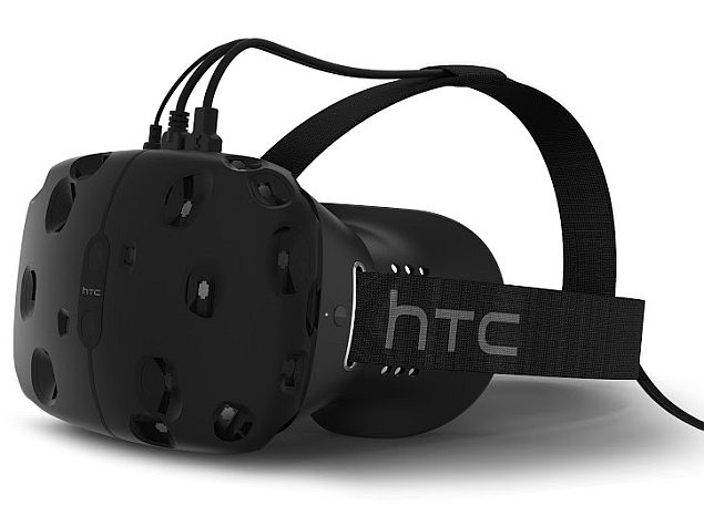 HTC Partners With Valve to Announce HTC Vive VR Headset