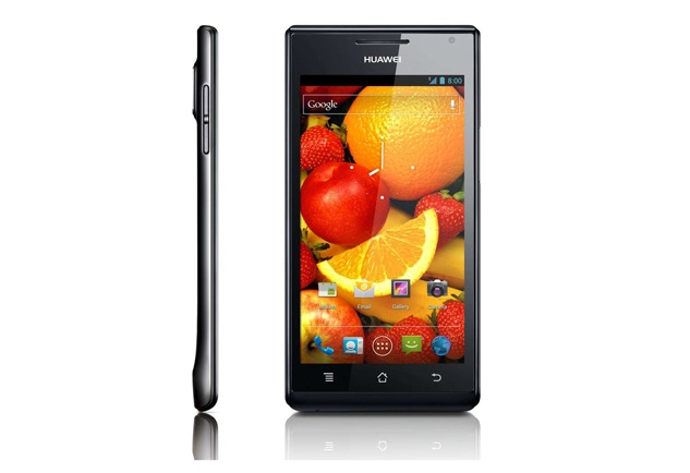 Huawei Ascend P1 now up for pre-orders at Rs. 12,990