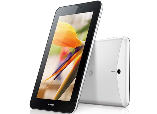 Huawei MediaPad Vogue 7-inch tablet with voice calling launched