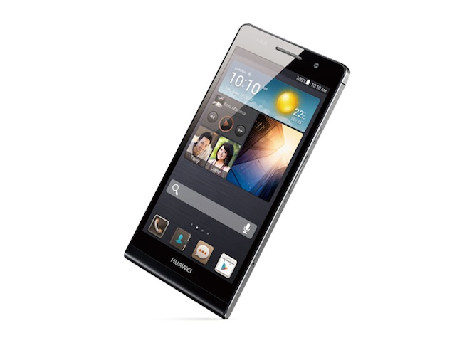 Huawei Ascend P6 with 4.7-inch HD display listed online at Rs. 25,750