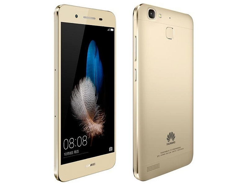Huawei Enjoy 5S With Octa-Core SoC, 5-Inch Display Launched