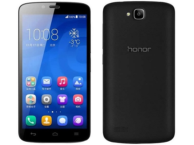 Huawei Honor 3C Play Affordable Dual-SIM Smartphone Launched