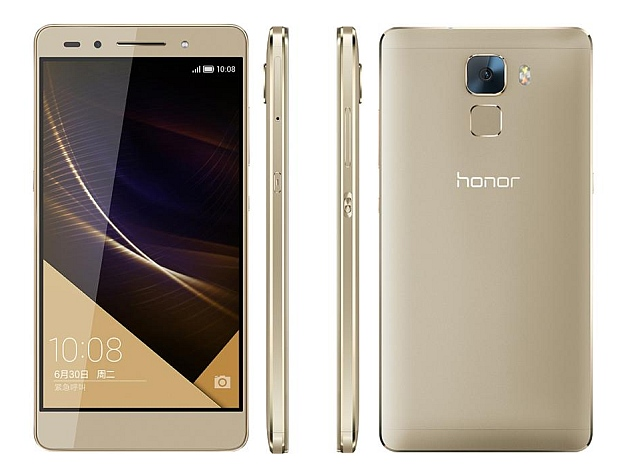 Honor 7 With 20-Megapixel Camera, Octa-Core SoC Launched
