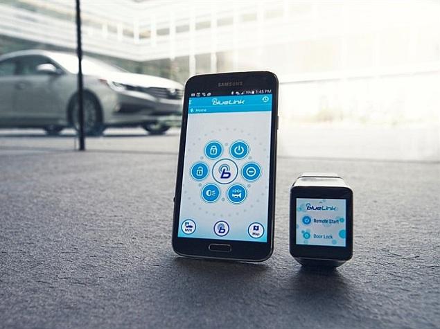 Hyundai Unveils Android Wear App; Lets Start, Lock, Find Car via Voice Command
