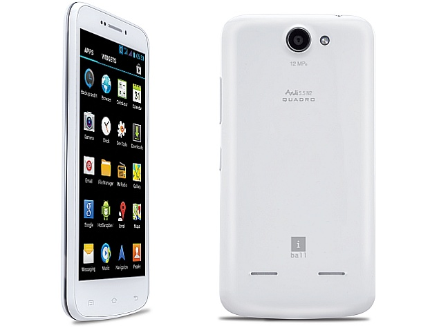 iBall Andi 5.5N2 quad-core Android 4.2 phablet launched at Rs. 14,999