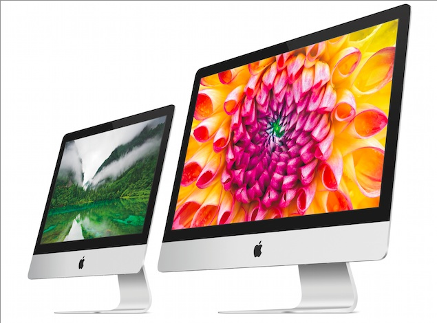 Apple upgrades iMac family with Intel Haswell chips; starts from Rs. 99,900