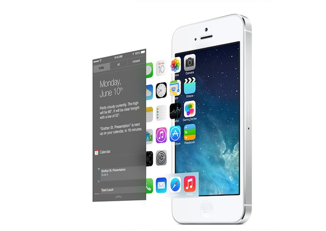 Apple seeds third beta of iOS 7 to developers