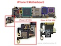 Purported image of next iPhone's motherboard leaks
