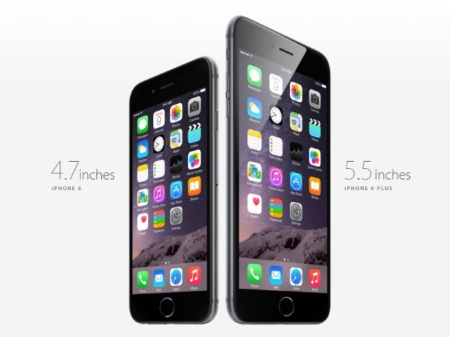 Samsung and HTC Take Digs at Apple Over Big-Screen iPhone 6