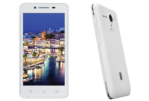 iBall Andi 4.5D Royale with 3G support available online at Rs. 8,499
