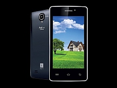 iBall Andi 4 IPS Tiger With Quad-Core SoC Launched at Rs. 7,199