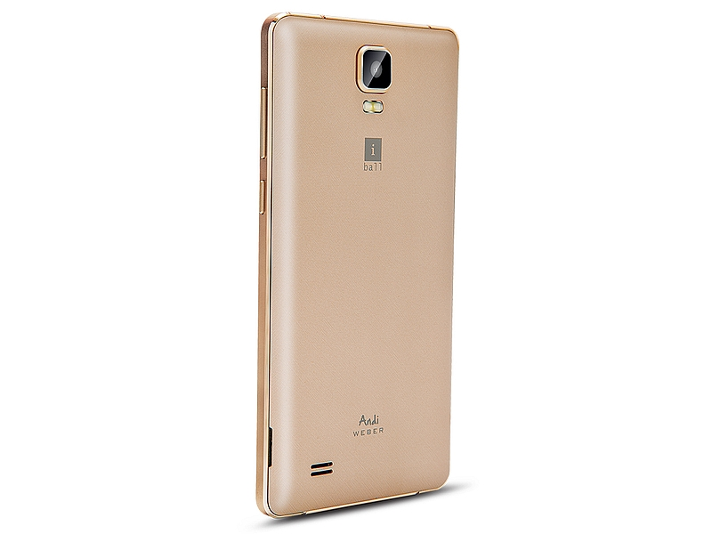 iBall Andi 5.5H Weber 4G, Andi 5Q Gold 4G Get Listed on Company Site