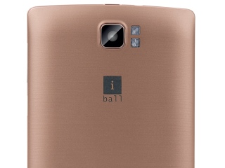 iBall Andi F2F 5.5U With 8-Megapixel Exmor R Camera Launched at Rs. 6,999