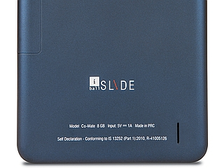 iBall Slide Co-Mate Tablet With 8-Inch HD Display Goes Official
