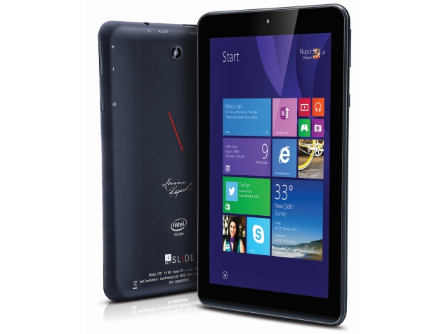 iBall Slide i701 With 7-Inch Display, Windows 8.1 Launched at Rs. 4,999