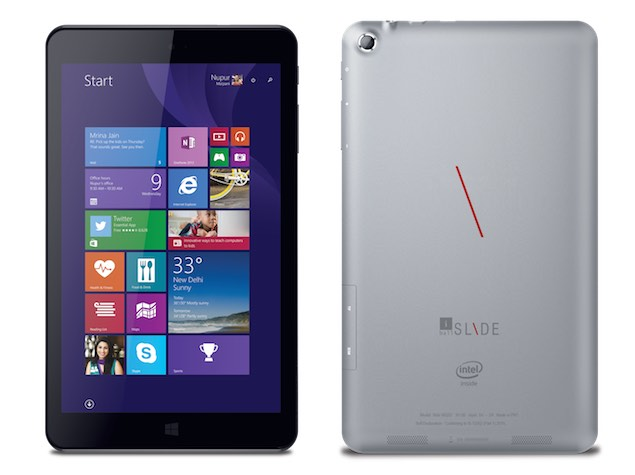 iBall Slide WQ32 Tablet With Windows 8.1 Launched at Rs. 16,999