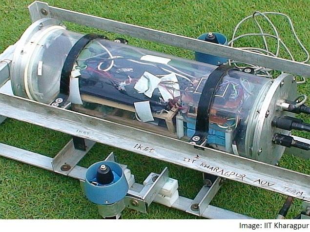 Iit Kharagpur Students Developing Underwater Robots Technology News