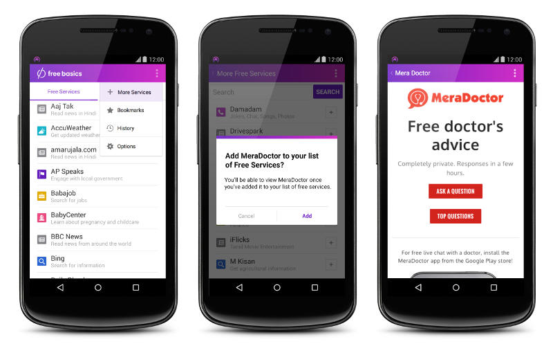 Facebook 'Accidentally' Asks US-Based Users to Support Free Basics in India