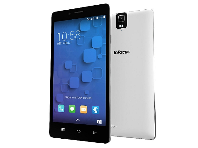 InFocus M330 With 5.5-Inch Display, Octa-Core SoC Listed Online at Rs. 9,999