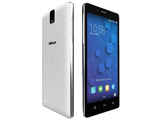 InFocus M330 With 5.5-Inch Display, Octa-Core SoC Launched at Rs. 9,999