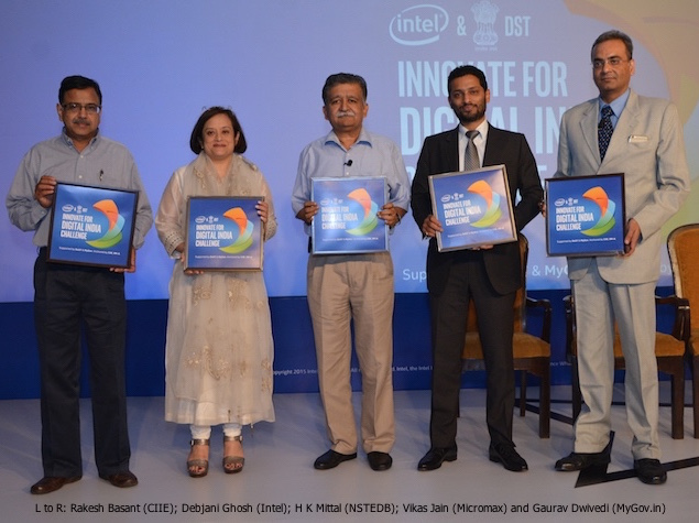 Have an Idea That's 'Made for India'? Intel and Government Will Pay You to Develop It