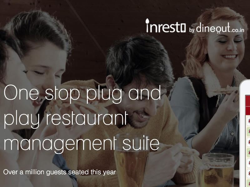 Dineout Acquires inResto, Adds Restaurant Management Features