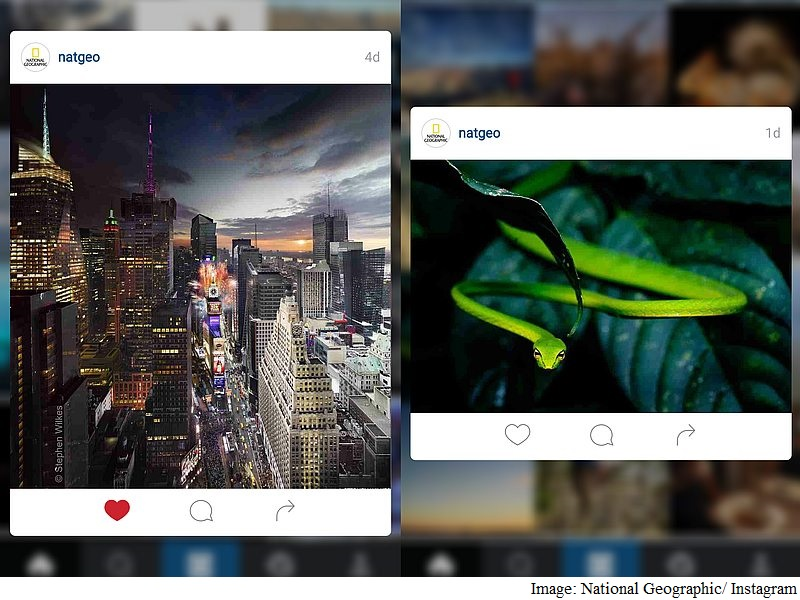 Instagram Rolling Out '3D Touch Support' for Android