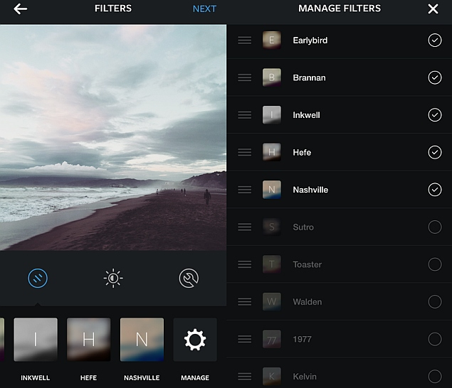 Instagram Adds 5 New Filters After 2 Years