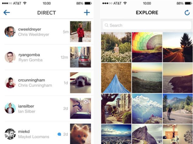 Instagram Update for iOS Removes Auto-Sharing to Facebook Feature