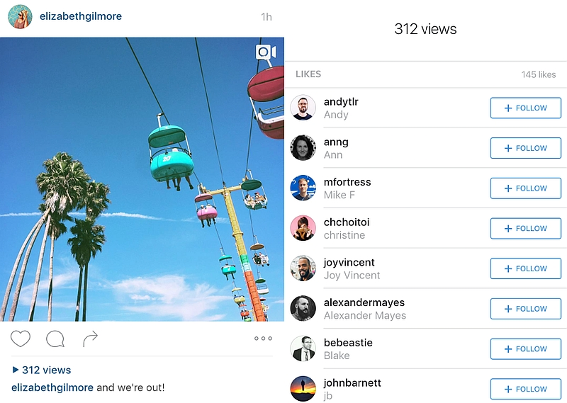 Instagram to Soon Roll Out Video View Counts
