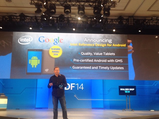 Intel's New Reference Design Comes With Promise of Android Updates Within 2 Weeks