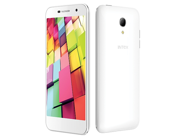 Intex Aqua 4G+ With Android 5.0 Lollipop Launched at Rs. 9,499
