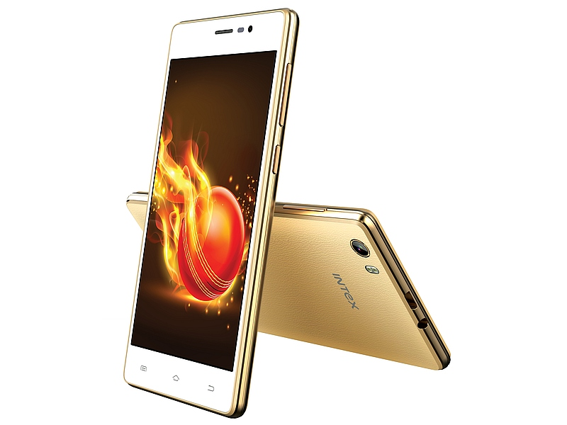 Intex Aqua Lions 3G With 3500mAh Battery Launched at Rs. 4,990