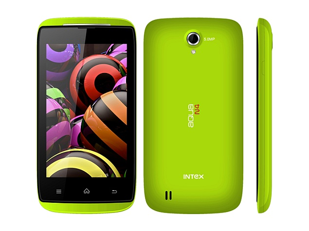 Intex Aqua N4 with 3G, dual-SIM support listed on company's website