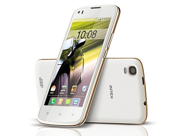 Intex Aqua Speed With 4.5-Inch qHD Display Launched at Rs. 7,444