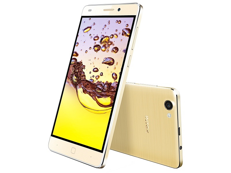 Intex Aqua Super With Android 5.1 Lollipop, 3GB of RAM Launched