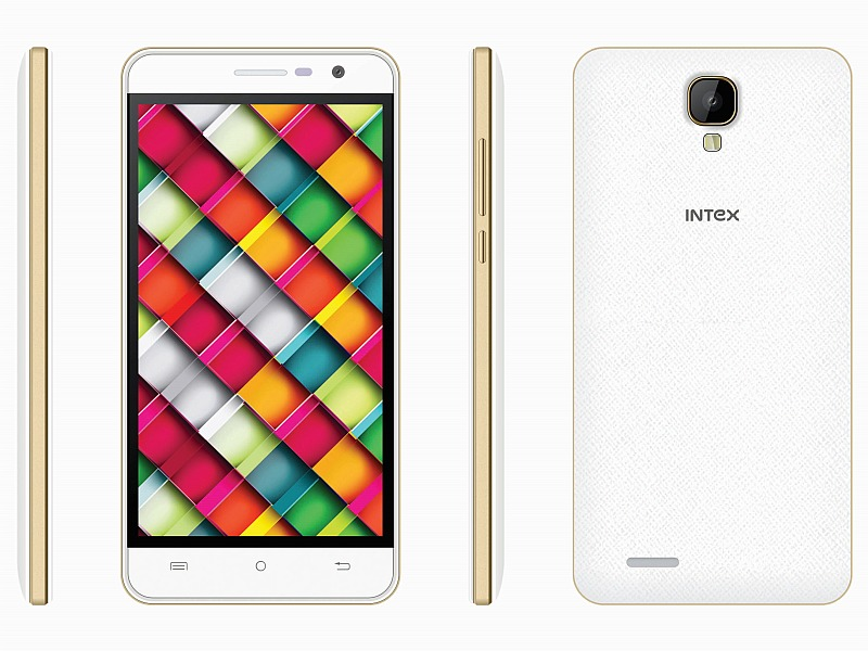 Intex Cloud Crystal 2.5D With 3GB of RAM Launched at Rs. 6,899