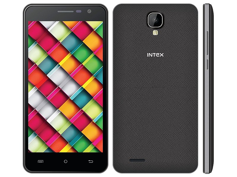 Intex Cloud Crystal 2.5D With 3GB of RAM Available Online at Rs. 6,899