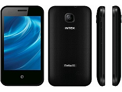 Intex Cloud FX Firefox OS Smartphone Launched at Rs. 1,999