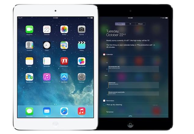 iPad mini with Retina display vs Nexus 7 2013 vs Kindle Fire HDX 7