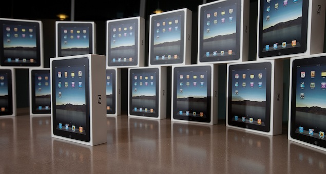 Apple planning a smaller iPad - report