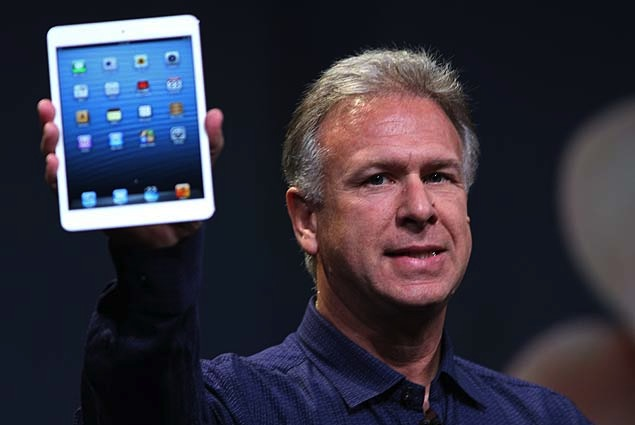 Apple unveils $329 iPad mini, updates the full-sized one