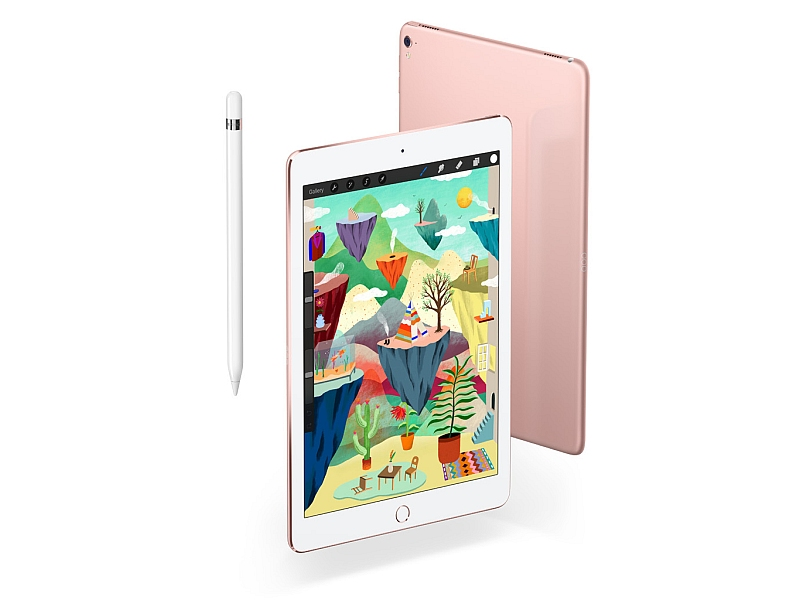 9.7-Inch iPad Pro India Price and Launch Date Revealed